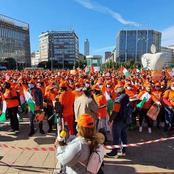 Meeting du RHDP en Italie : la place Duca d'Acosta refuse déjà du monde