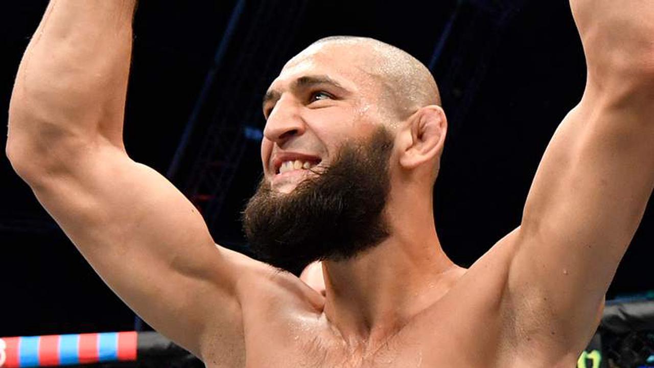 UFC Star Khamzat Chimaev's Next Fight in Jeopardy: Report