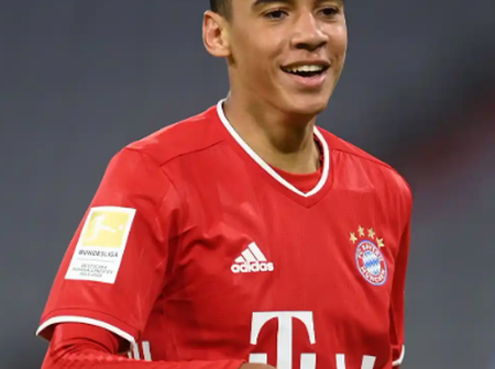 Bayern set to Reward midfielder of Nigerian descent with new Contract. He is just 17 years old.