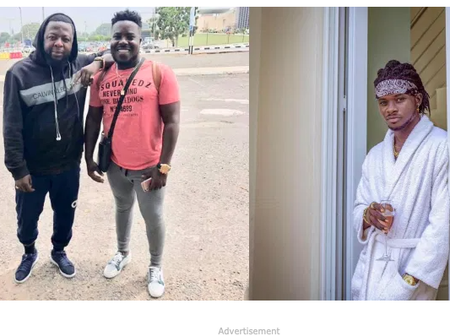 I'm the one who got you your ambassadorial deal - Ray Moni blasts Kuami Eugene