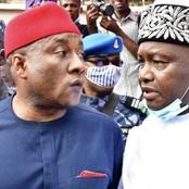 Photos As Ubah, Peter Obi, Air Peace Boss, Other Anambra Billionaires Mourn Chief Okafor's In-law.