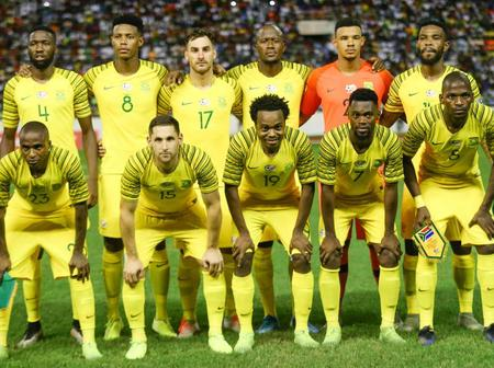 Big Blow For Bafana And Sundowns As Midfielder Is Sidelined With Terrible Injury Ahead Of Big Match