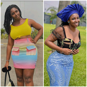 Ifedioku Recent Pictures Prove That She Is A Stylish Lady