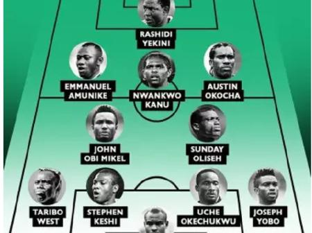 (Super Eagles) Nigeria All Time Best 11 Players For Each Position