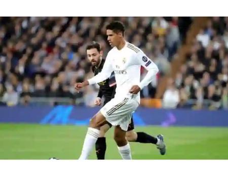 Zidane firm on not selling Real Madrid defender Varane