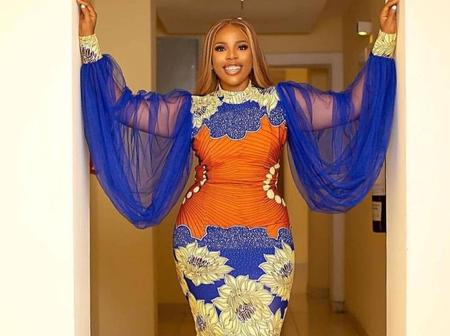Ladies, Check Out These Exotic And Stunning Ankara Gown Styles For Your New Look
