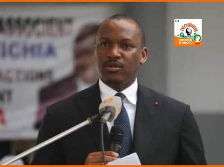 Mamadou Touré:« Le président Ouattara n'a jamais été opposé au retour de Laurent Gbagbo »