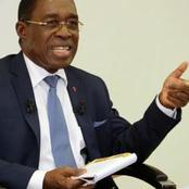 Nommé président du CESEC, qui est Aka Aouélé, le successeur de Charles Koffi Diby ?