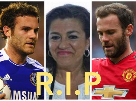 Sad; Former Chelsea and Manchester united midfielder loses mother (Details inside)