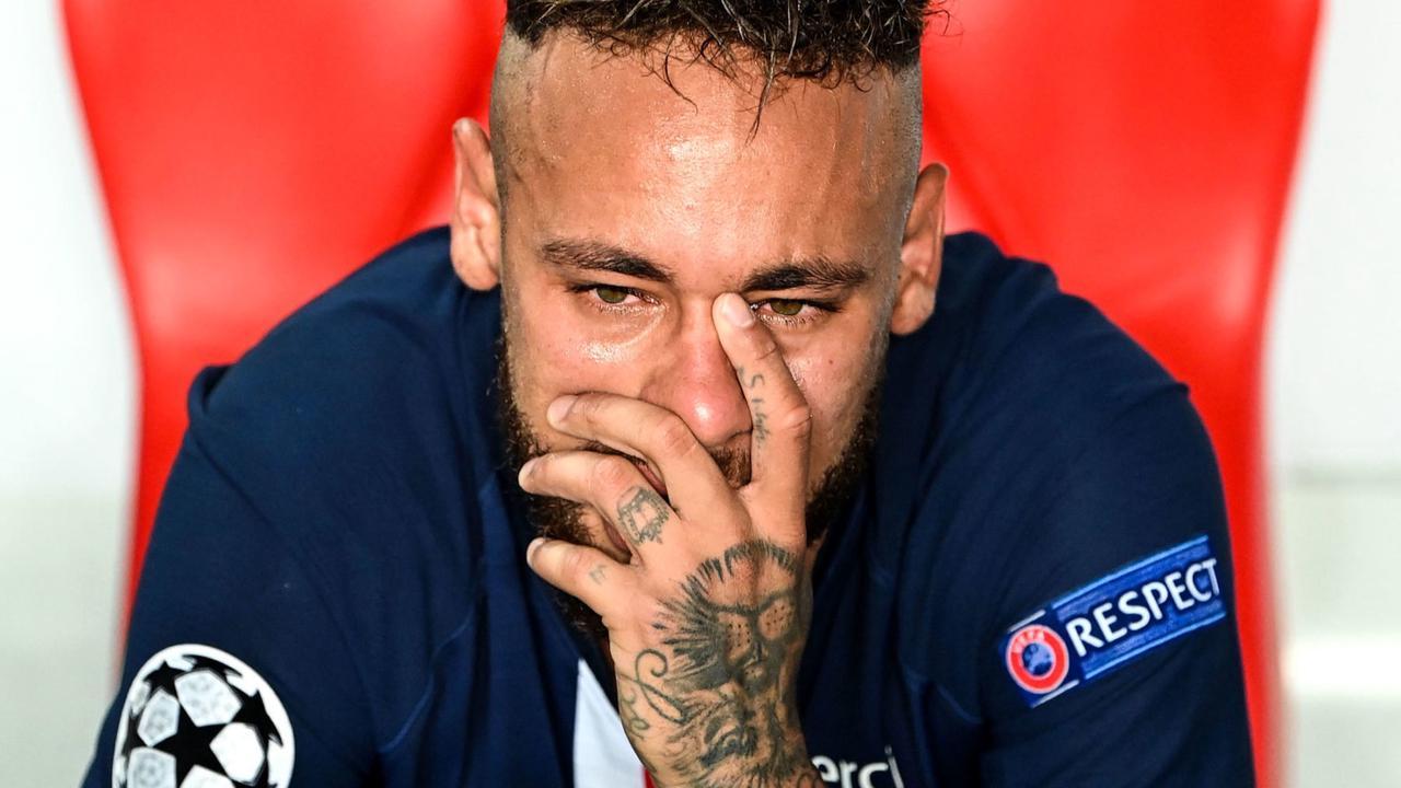PSG: Neymar, «la pire décision de l'histoire du football»