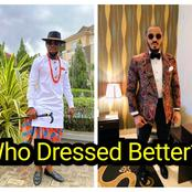 BBNaija; Check Out How Ex Housemates Dressed At The BBNaija 2020 Finale, Who Dressed Better?(Photos)