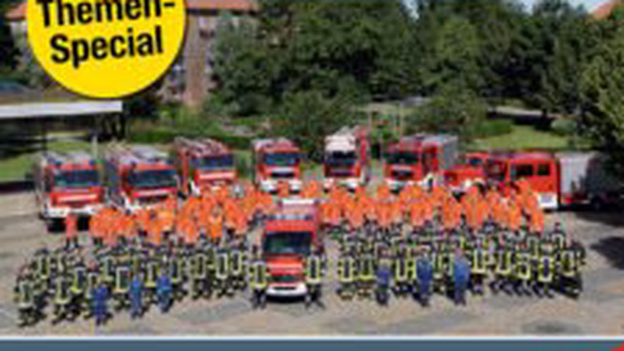 FF Hamburg: Neue Löschfahrzeuge von Magirus