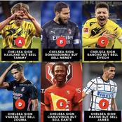 Six Possible Transfer Chelsea Could Make In The Summer