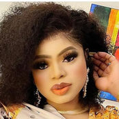 Bobrisky Shows Off A New Style Of Dress, Shares Lovely Photos