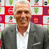 Middendorp Reveal his Plan to Improve the Struggling Maritzburg United!