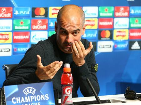 Guardiola Reveals Chelsea Star Could Leave This Summer To City