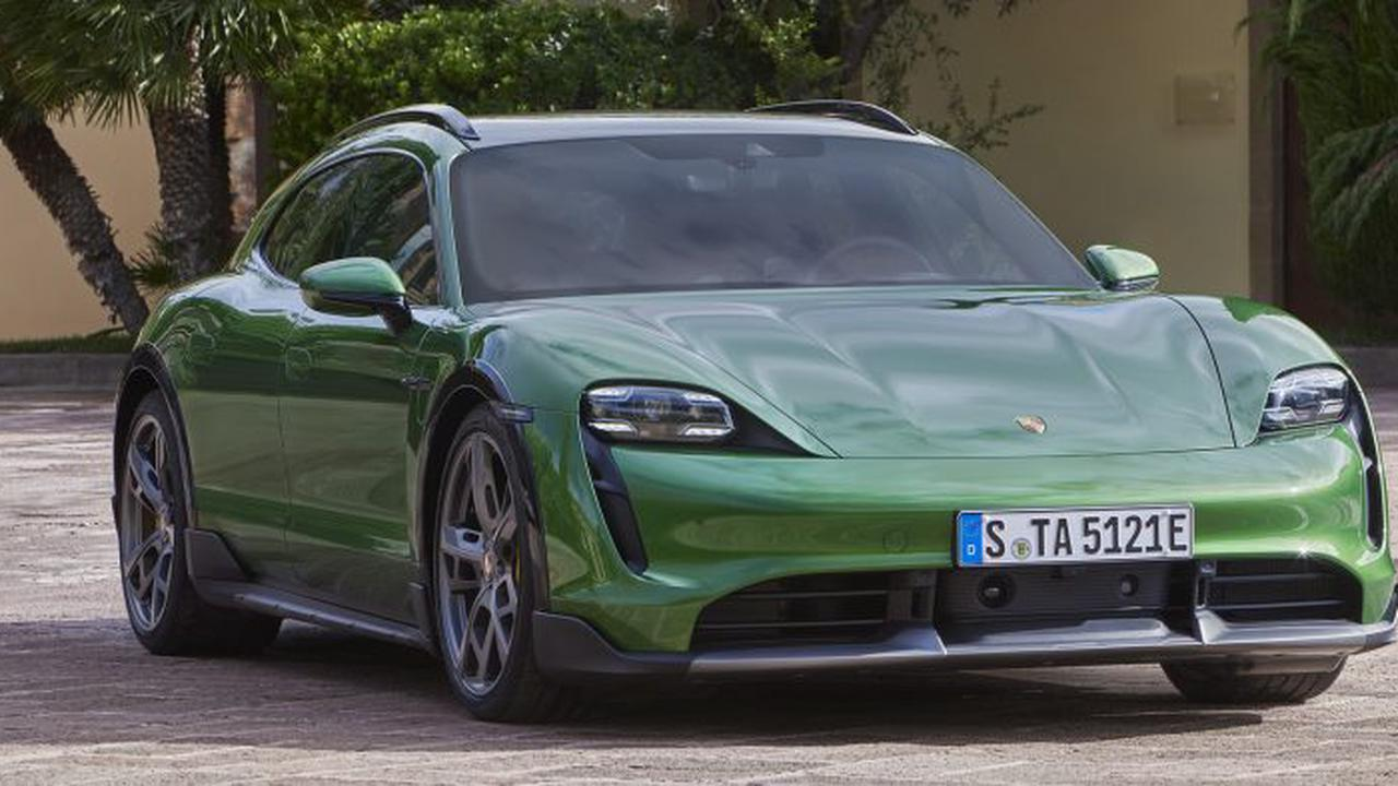 Tous les prix de la nouvelle Porsche Taycan Cross Turismo (2021)