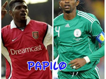 Opinion: Kanu Nwankwo was good but too overrated, See his unbelievable bad records you never knew.