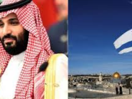 What if Saudi Arabia follows the U.A.E's lead and recognizes Israel?