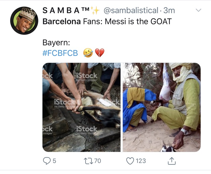 5840ac653e2fa0ad75ec946d65d84ea8?quality=uhq&resize=720 - See how football fans trolled Barcelona after losing 8 goals to 2 against Bayern Munich