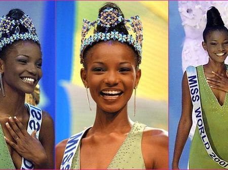 Reactions as Google Search Shows Nigerian Model, Agbani Darego, as Ugliest Miss World