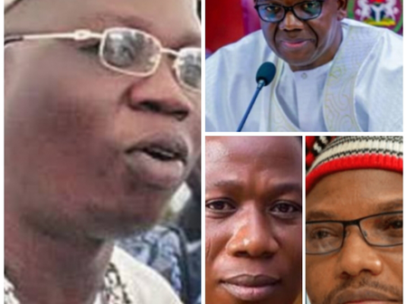 Gani Adams Fumes After Gov. Matawalle Said That Northeners Are Killed In The South