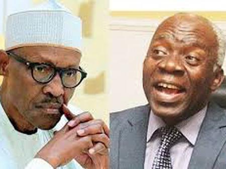 Buhari Government Intends To Sell Fuel N500 Per Litre Before The Year Runs Out - Falana Raises An Alarm
