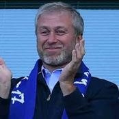 Joy To Chelsea Fans As Roman Abramovic Watch Frank Lampard and Chelsea For The First Time in 2 Years