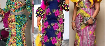 50 Trendy Long Ankara Gown Styles for you