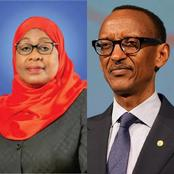 Here are Schools Paul Kagame and Suluhu Hassan Attended