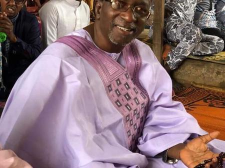 Tsaragi Emirates Development Association Mourns The Death Of Its Board Chairman, Dr Mohammad Ndakogi