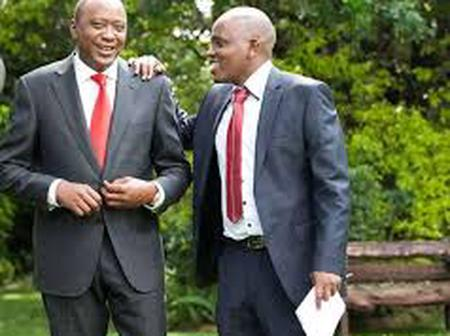 Dennis Itumbi discloses President Uhuru Kenyatta's next trip