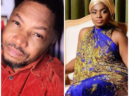 Actor Ernest Obi Shows Off His Beautiful Wife