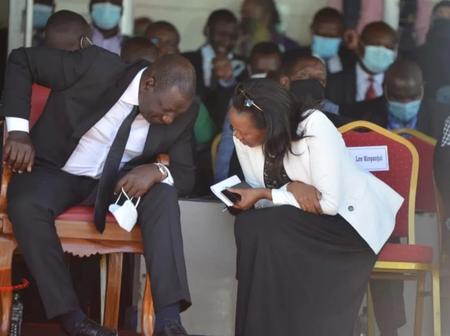Ruto Should Avoid Susan Kihika & Kimani Ngujiri Like a Plague if he Wants to Make it to State House