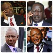 Uncertainties in Kenyan Politics