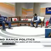 Omanga Mocks Atwoli's Prediction That Ruto Will Lose in 2022 on Live Interview