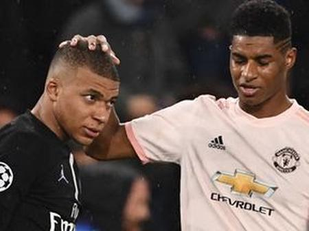 Three key players left out of Manchester United squad to face PSG