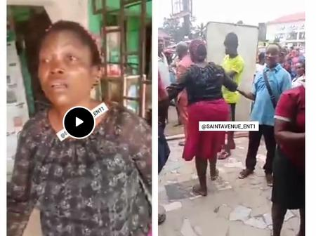 Read How Armed Robbers Robbed A Woman In Broad Daylight In Imo State