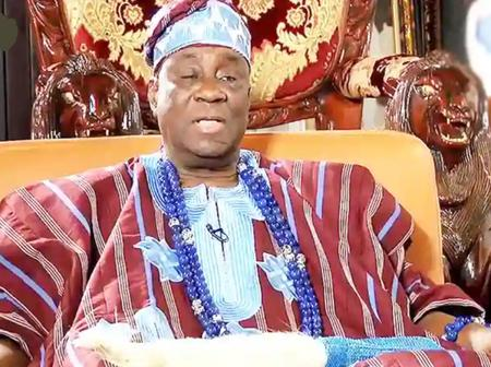 See What The Oba Of Lagos Suggested As The Way To Tackle Youth's Agitation