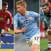 The 5 Best Premier League Attacking Midfielders of Season 2020- 2021