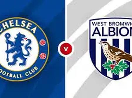 Chelsea vs West Bromwich Albion:- Prediction, Preview, Team News and More