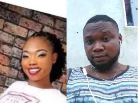 Meet The 24 Year Old Lady Who Stabbed Her Lover To Death After She Accused Him of Cheating On Her
