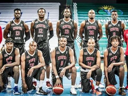 Kenya Morans Release Preliminary Team list Ahead of The Afrobasket Qualifiers In Cameroon