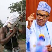 One Day After President Buhari Promised That Abduction Won't Happen Again, See What Happened