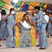 Fédération des associations de femmes de Cocody : Mme Bédié investit la Présidente de la FAFCO