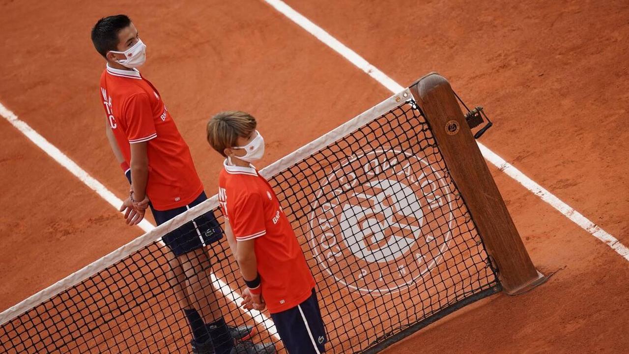 Tennis. À Roland-Garros, un jeune Rennais saisit la balle au bond