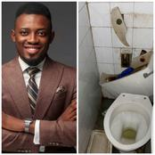 After This Man's Toilet Surfaced online, See What Nigerians Are Saying