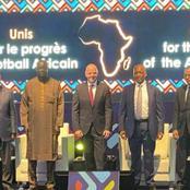 C'est confirmé, l'accord a été conclu à Nouakchott: Motsepe futur président de la CAF