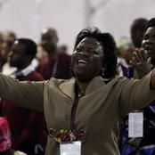 Hold Whatever You Are Doing And Declare These Short Prophetic Prayer