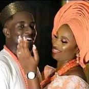 Gospel Singer Holds Traditional Marriage With High School Lover (Photos)